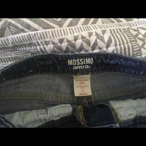 Mossimo Supply Co. Shorts - Denim shorts